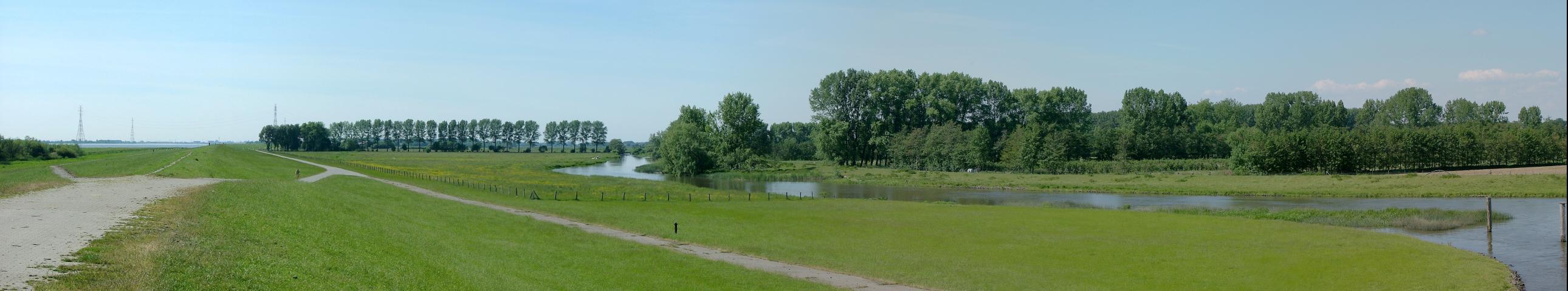 Elbe und Wedeler Au